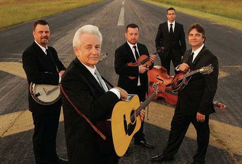 Bluegrass great Del McCoury turned 80 earlier this year and the Del McCoury Band will be joined by a host of special guests for a celebration at The Capitol Theatre in Port Chester, N.Y., Dec. 21. Photo: The Capitol Theatre