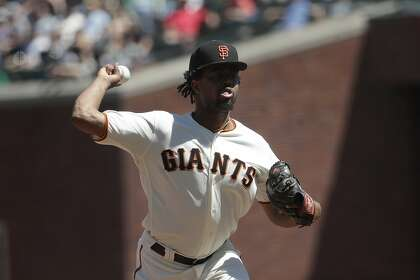 Giants might have struck gold with Tommy John returnee Jandel Gustave