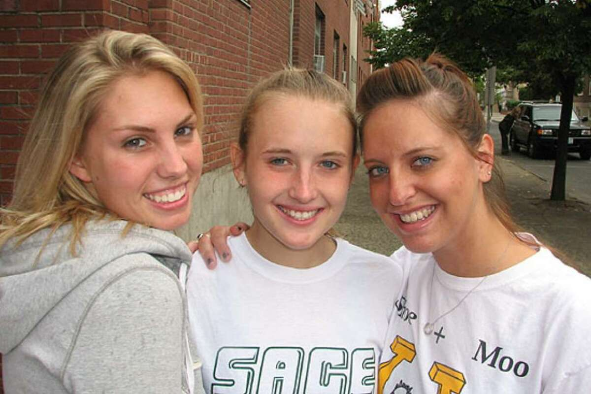 Were you seen at 2008 Russell Sage move-in day?