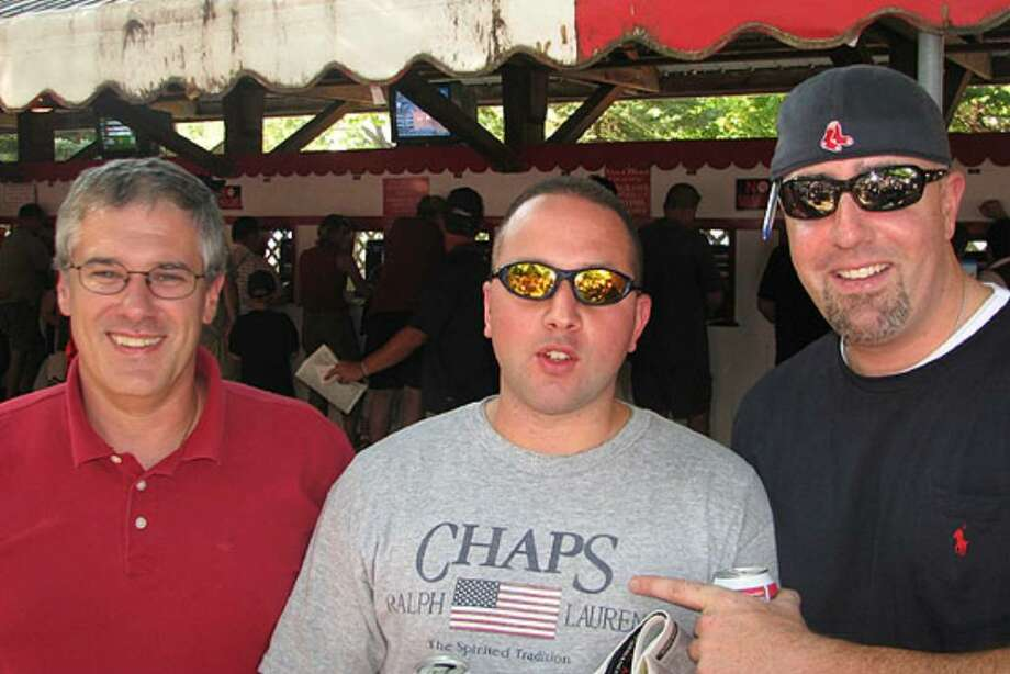 Were you seen at 2008 Saratoga Race Course? Photo: Kristi L. Gustafson