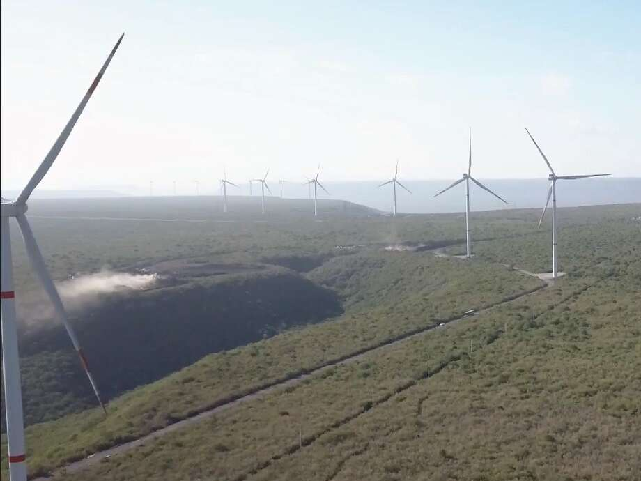 In three decades, renewable energy sources are expected to provide nearly half the world's supply of electricity, up from the current rate of 28 percent.  Photo: Gobierno De Tamaulipas