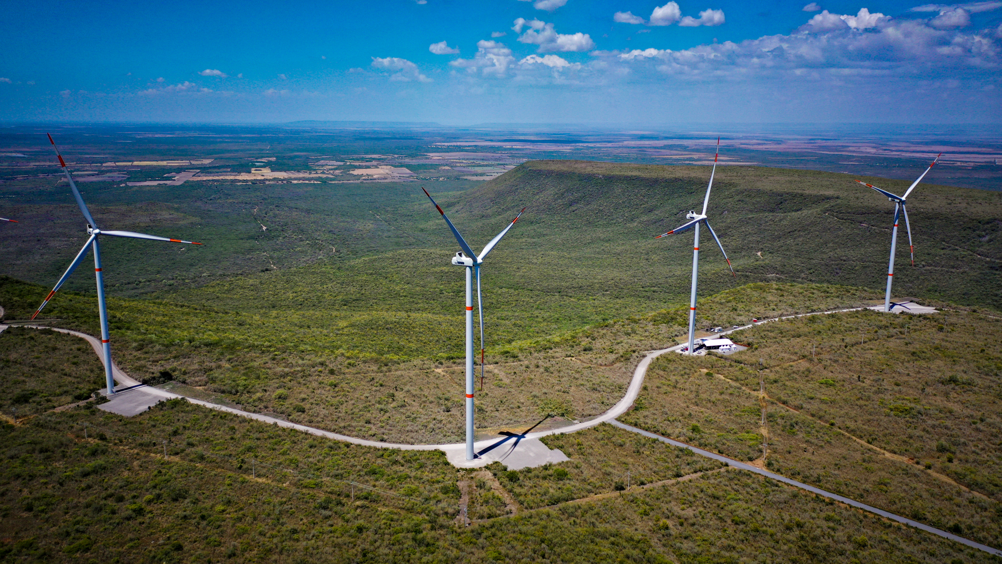 Texas added more wind this summer, ERCOT says