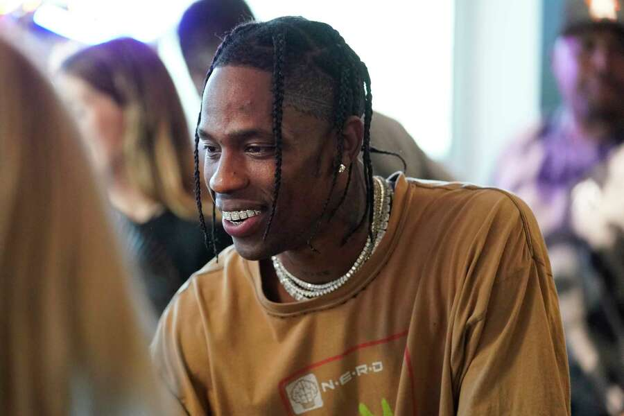 Travis Scott unveils Netflix doc 'Look Mom I Can Fly' in