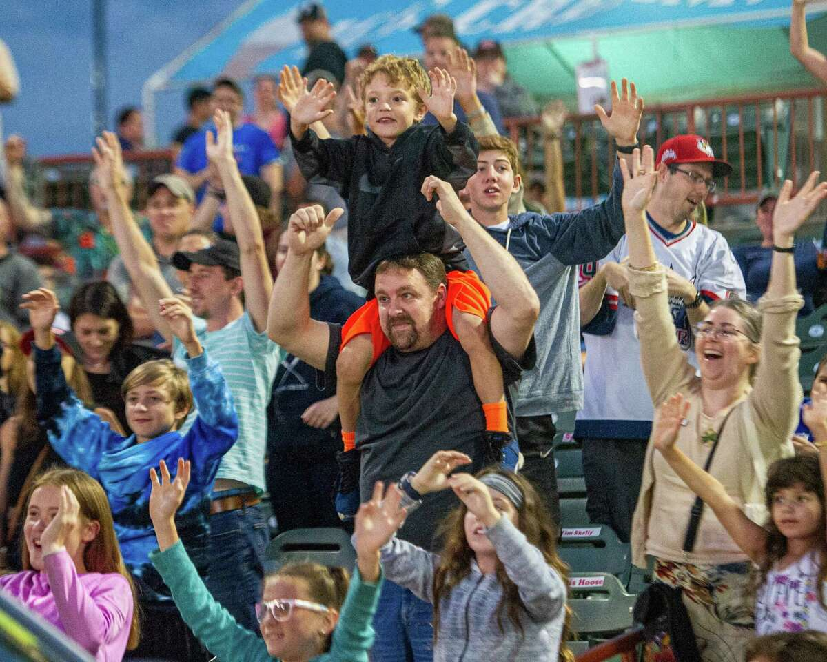 Tri-City ValleyCats drew more than 4,000 fans per game from 2008 through 2018. (Jim Franco/Special to the Times Union.)