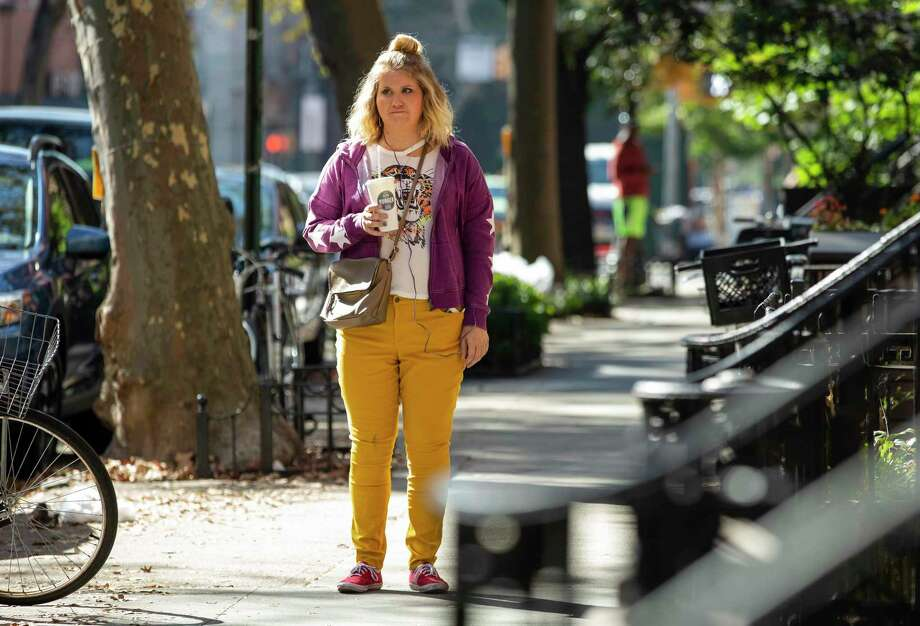 "This image released by Amazon Studios shows Jillian Bell, who plays Brittany in the film ""Brittany Runs a Marathon,"" directed by Paul Downs Colaizzo. (Amazon Studios via AP) Photo: Associated Press / Courtesy of Amazon Studios"