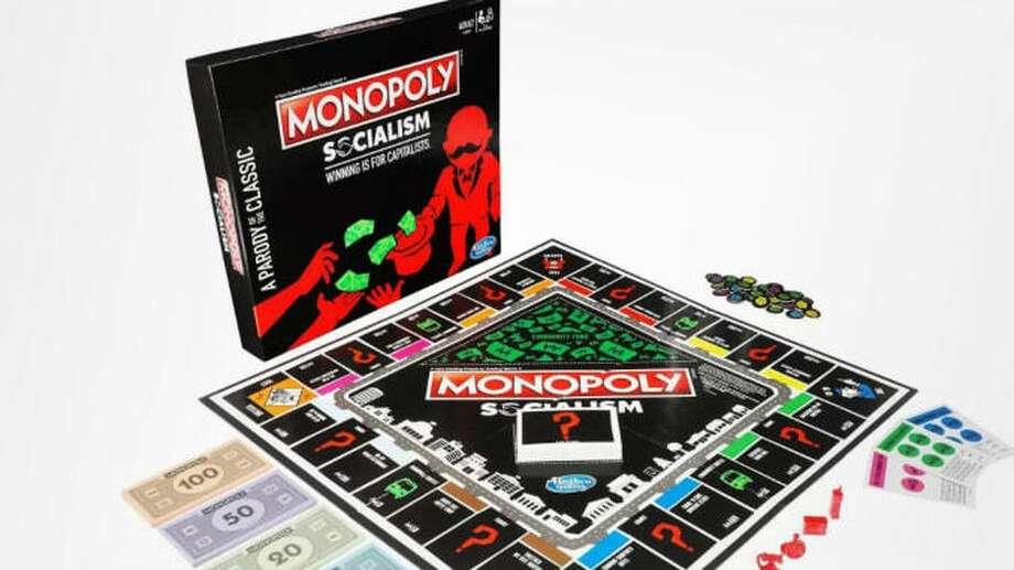 Monopoly Socialism. Photo: Target