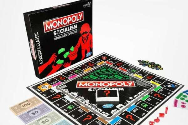 Monopoly Socialism.