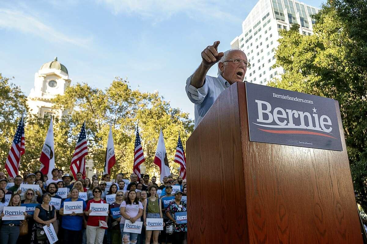 Bernie Sanders' Big, Bold Climate Plan