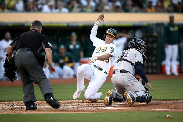 A's sweep Yankees behind another terrific start by Tanner Roark