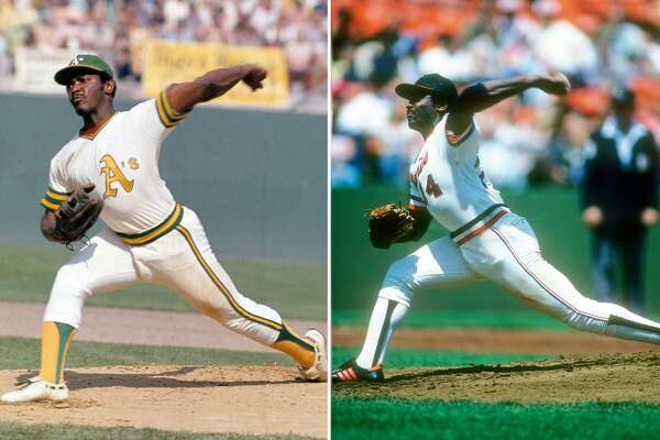 Of 92 players to appear for both Giants and A's, Vida Blue stands apart