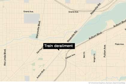 Thirteen passengers injured in Sacramento crash involving two light-rail trains