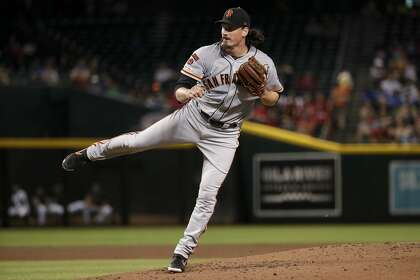 Giants' Jeff Samardzija: From big-money albatross to team's best starter