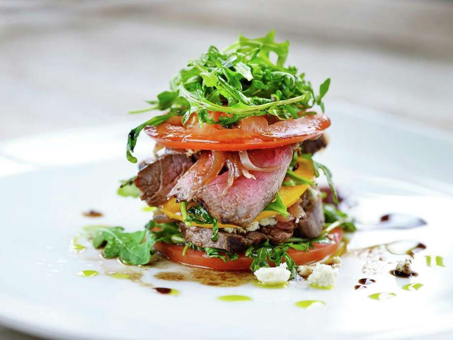 B&B Butchers' steak salad Photo: Courtesy Of B&B Butchers