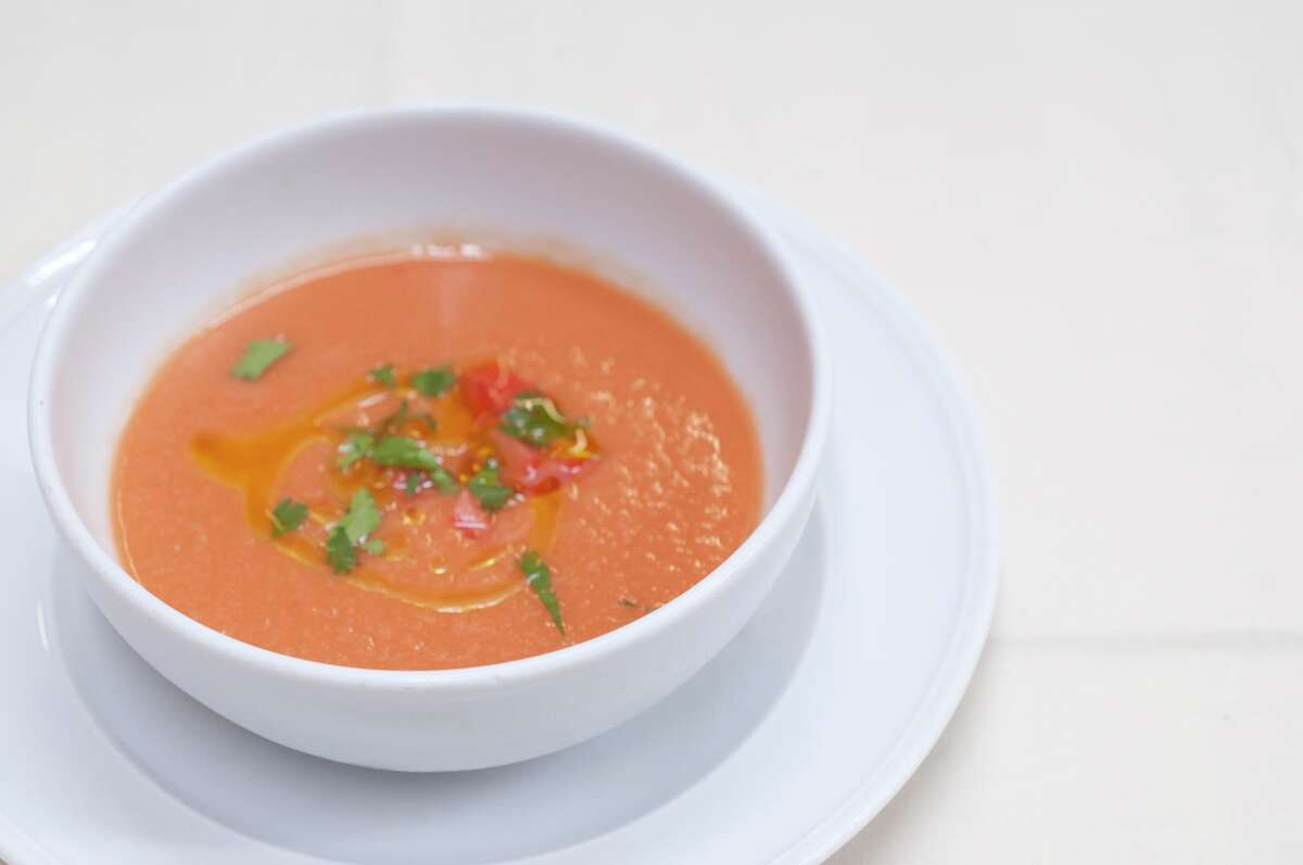 Gazpacho Seville style (no tomato) from El Meson