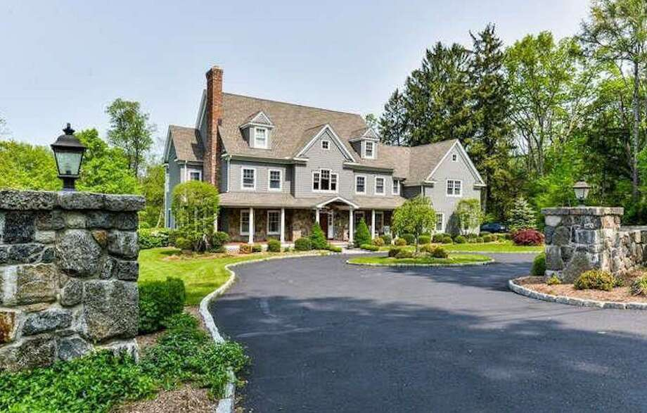 90 Cannon Road was on the market for four years. Photo: Contributed Photo / / Wilton Bulletin Contributed