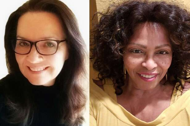 """Dayle Allen Shockley, of Spring, andDeborah J. Konrad, of Cypress, have their stories included in """"Chicken Soup for the Soul: Angels All Around,"""" scheduled for release on Tuesday, Aug. 27, 2019."""