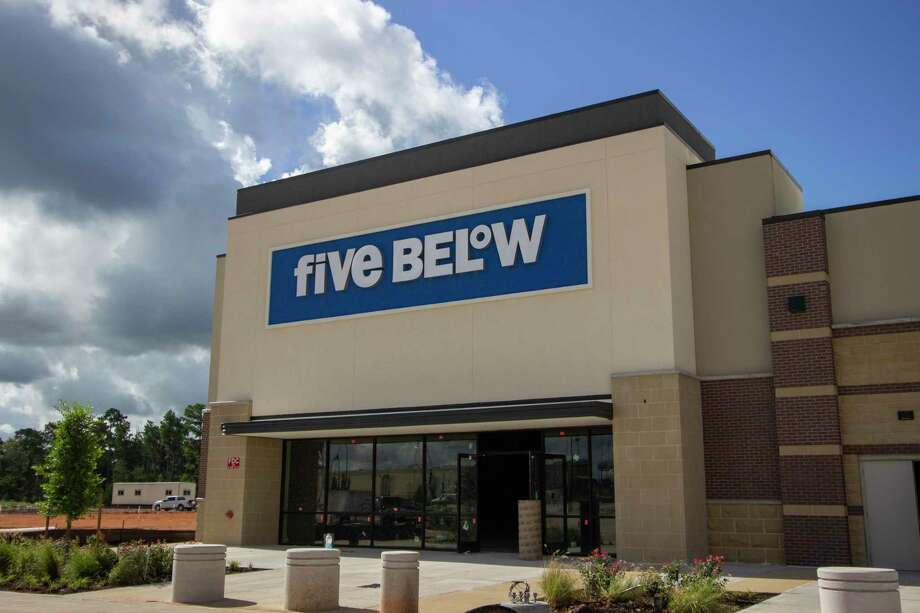 Along with the new retail location in Grand Center Park, Five Below Inc. is building a $42 million distribution center in the Conroe Park North Industrial Park. Photo: Cody Bahn, Houston Chronicle / Staff Photographer / © 2019 Houston Chronicle