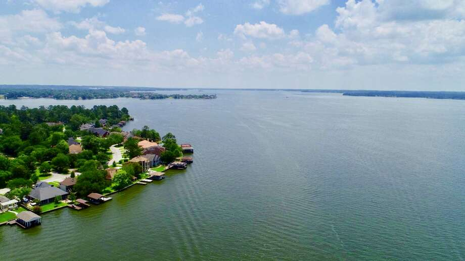 Conroe has more than 300 short term rentals at any given time, most of those located on Lake Conroe. Photo: Michael Goins / Lake Homes Realty