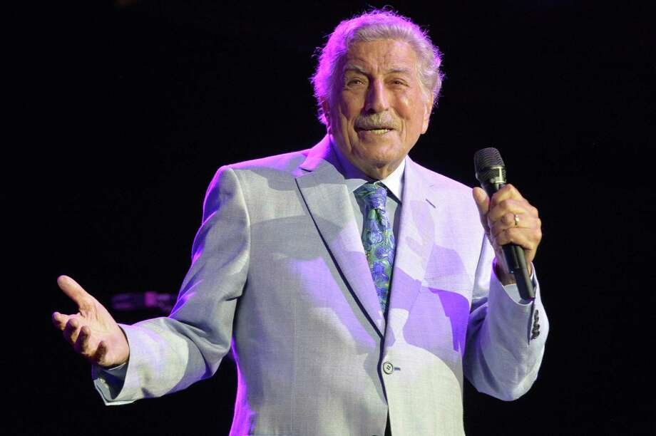 Tony Bennett will perform at the Majestic Theater on Oct. 9. Photo: JOSEPH PREZIOSO /AFP /Getty Images / AFP or licensors