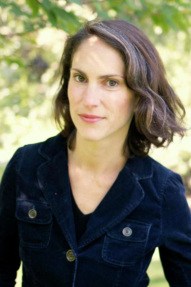 "Author Lauren Acampora will discuss her novel, ""The Paper Wasp,"" at the New Canaan Library on Wednesday, Sept. 11, at 6:30 p.m. The talk was rescheduled from July. Photo: Contributed Photo / Sarah Landis / Connecticut Post"