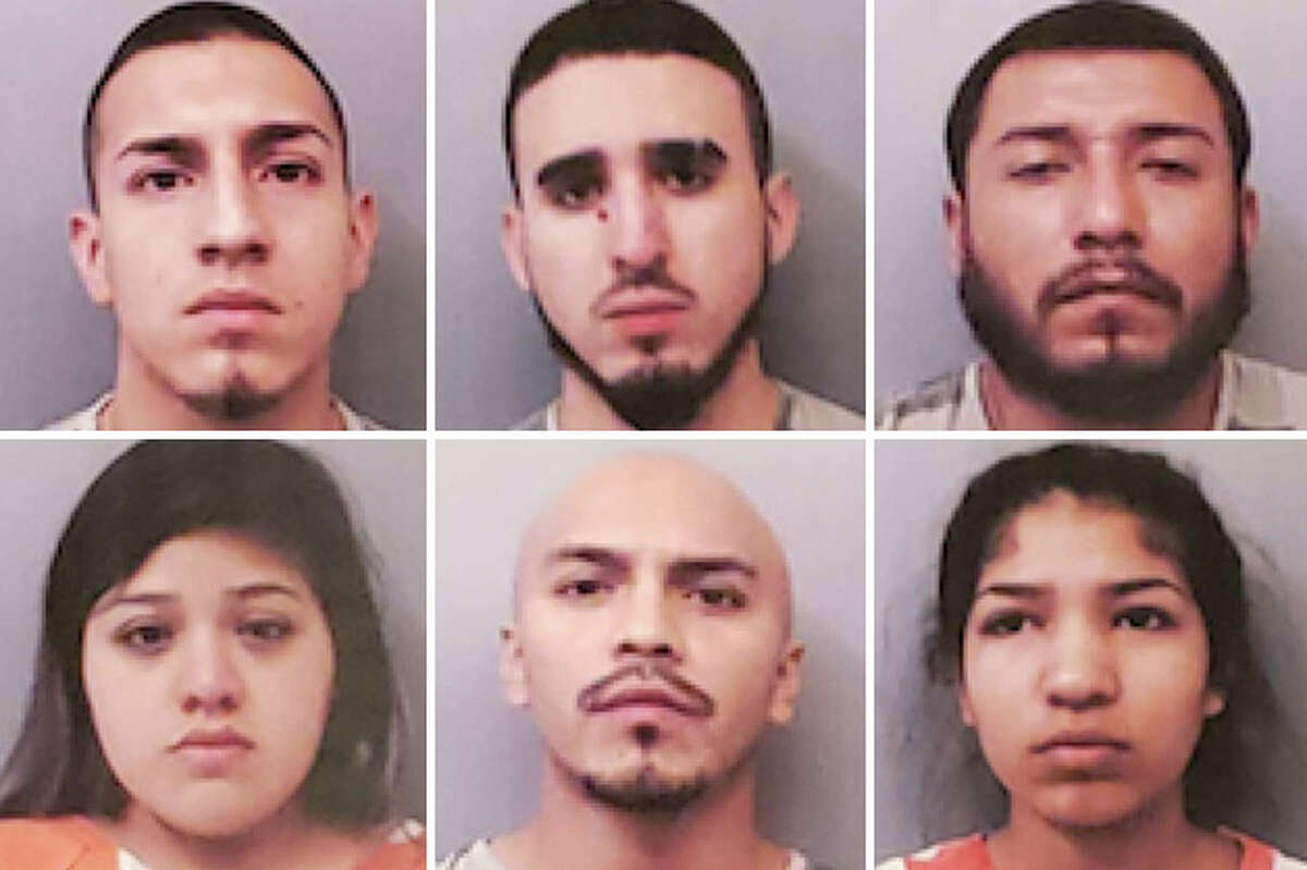 More than 20 people have been arrested in connection with an auto-theft operation where the suspects stole vehicles to take them into Mexico, authorities said Wednesday.