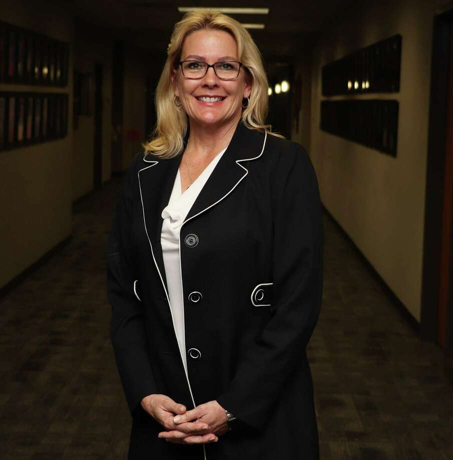 Leslie Haack was appointed deputy superintendent in the Katy Independent School District earlier this year, but she has a long history with the district. Photo: Katy Independent School District / Katy Independent School District