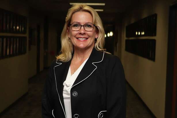 Leslie Haack was appointed deputy superintendent in the Katy Independent School District earlier this year, but she has a long history with the district.