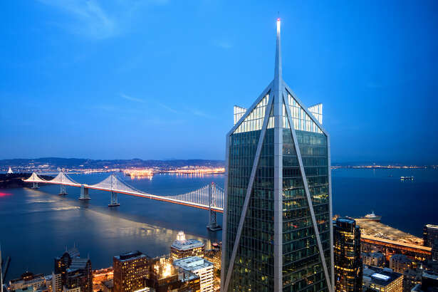 181 Fremont Tower is a mixed-use luxury building that's the third tallest building in San Francisco. The 56-story tower offers 55 exclusive residences and its foundation plunges more than 250 feet deep into bedrock.