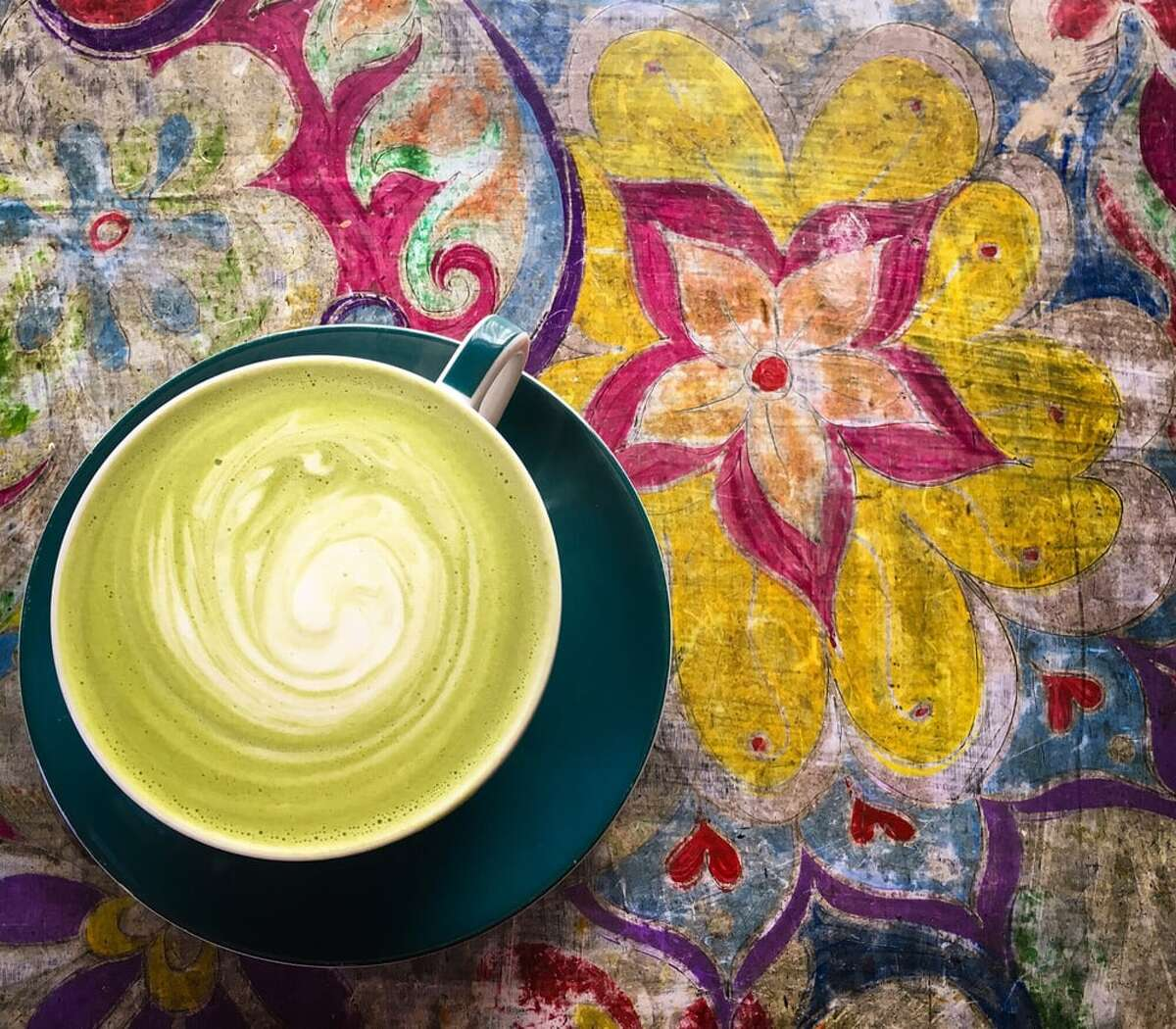 Matcha Lattes, Ugly Mug Cafe: It's all means of matcha nowadays, whether that's in ice cream form, doughnut form, or even pancake form. At least we can depend on the University District's Ugly Mug Cafe for a darn good (and good looking) latte.