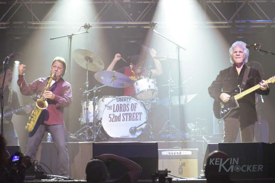 Billy Joel's former back-up band, The Lords of 52nd Street, will headline the Danbury Block Party on Sept. 7. Photo: City Center Danbury / Contributed Photo