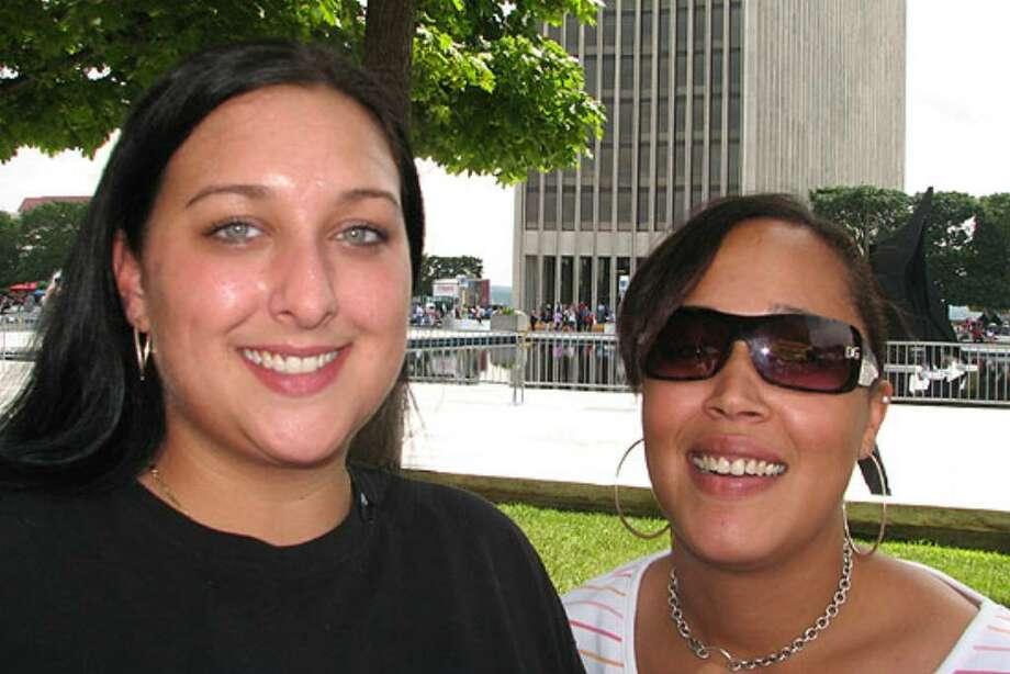 Were you seen at 2008 Empire State Plaza Food Festival? Photo: Kristi L. Gustafson
