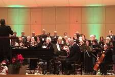 The Norwalk Community Chorale is seeking participants in preparation for its Christmas concert on Saturday, Dec. 7. Pictured is the 2018 Christmas concert.