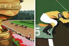 Travers posters through the years.