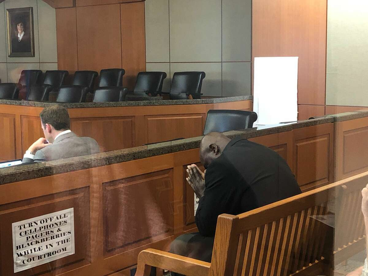 Ex-case agent Gerald Goines on Friday was hit with two counts of felony murder and is still under investigation over claims he stole guns, drugs and money, Harris County District Attorney Kim Ogg announced.
