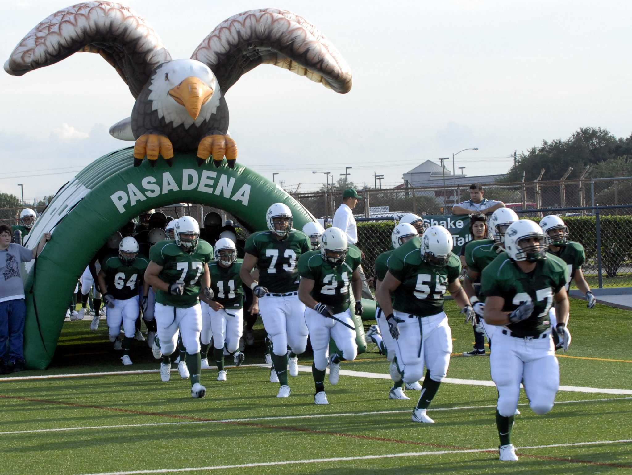Pasadena ISD mascots have sparked legends, fierce pride