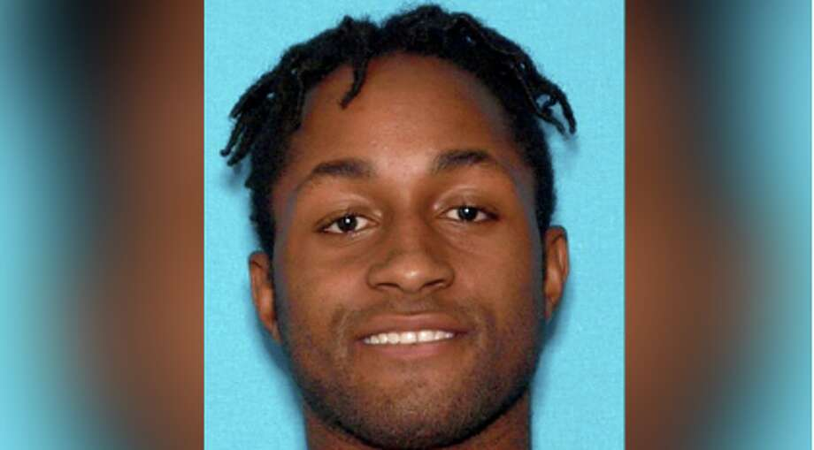 Trey Devaughn Hallman is suspected of shooting three of his roommates. Photo: Sacramento County Sheriff's Office