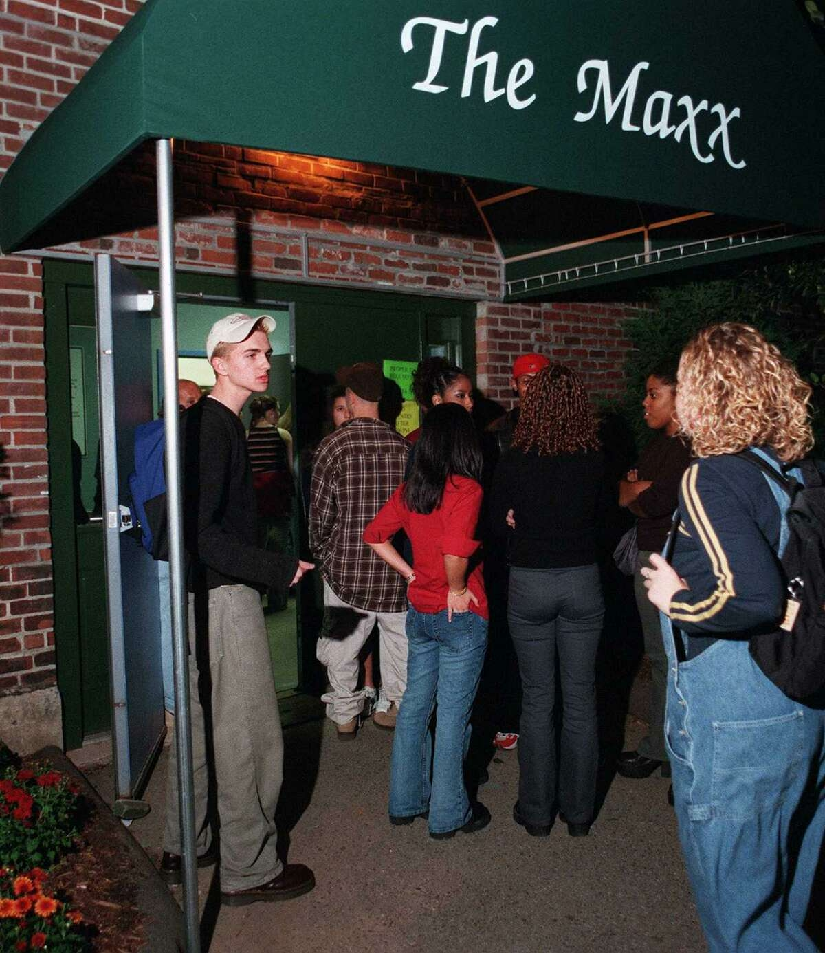 The Maxx, New Milford's new nightspot for teens, opened Friday night Sept. 17 1999.