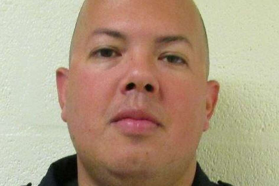 Former deputy Justin Carl Storlie is charged with continuous family violence, a felony.