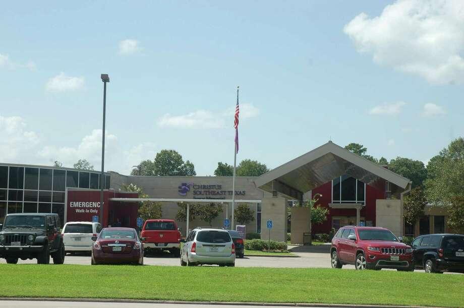 Jasper Memorial hospital Photo: Andrea Whitney / Andrea Whitney