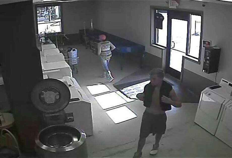 Gladwin County authorities continue their search for at least three people involved in at least three laundromat larcenies in the county. (Photo provided/Beaverton Police Department)