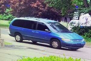 Seymour police are asking for the public's help to locate this vehicle, which they said has been involved in larcenies and motor vehicle thefts.