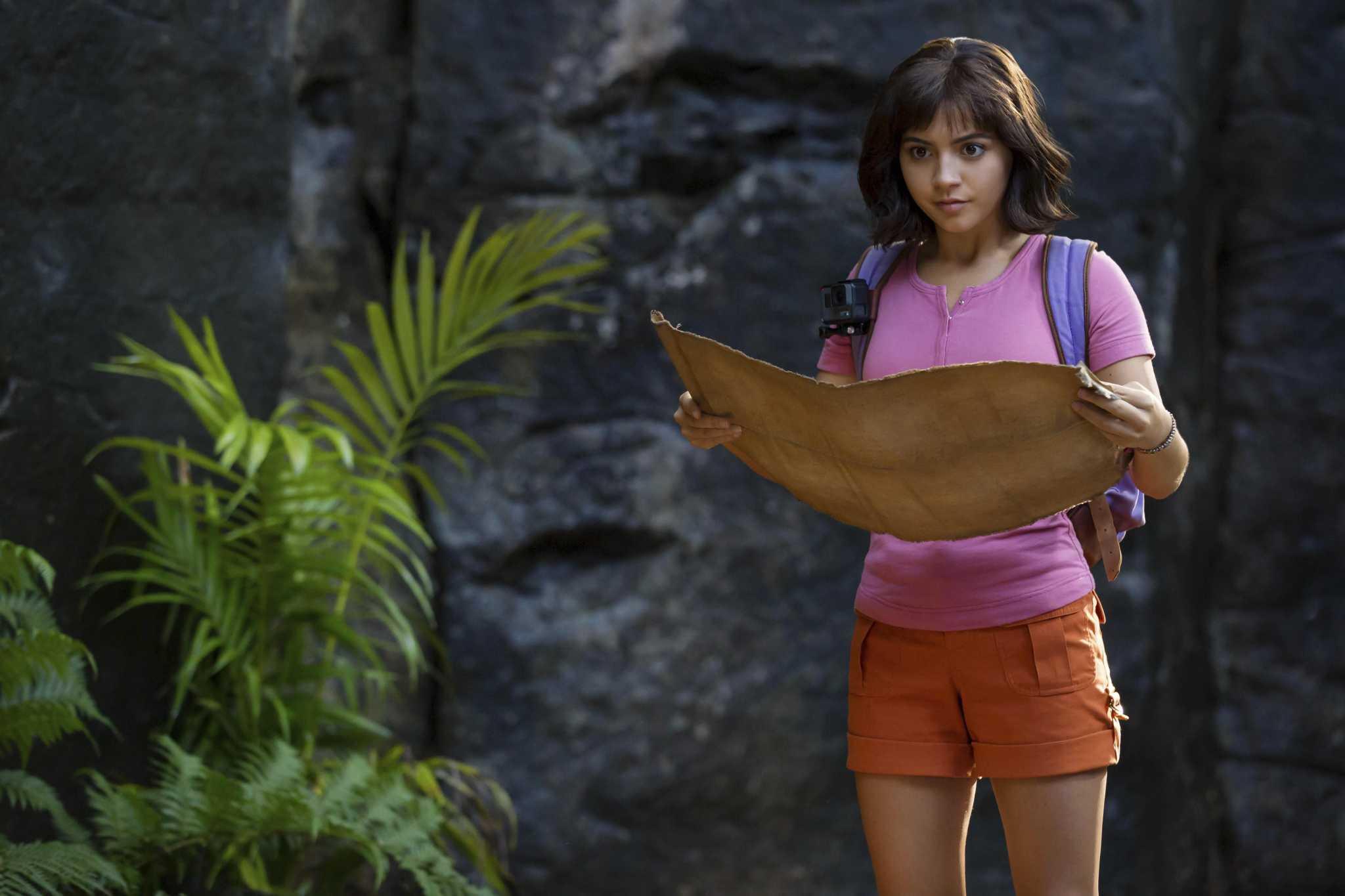 Now streaming: Dora the Explorer movie on digital today