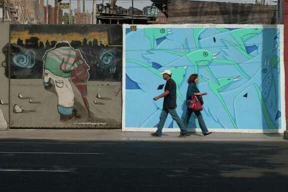 Barranco is a vibrant neighborhood in Lima.