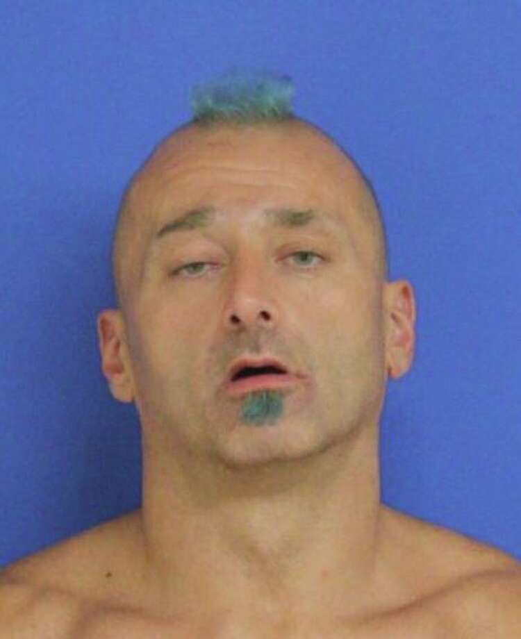 Jason Taylor, 44, of Russo Avenue, was charged with second-degree assault. Photo: Contributed Photo / East Haven Police Department