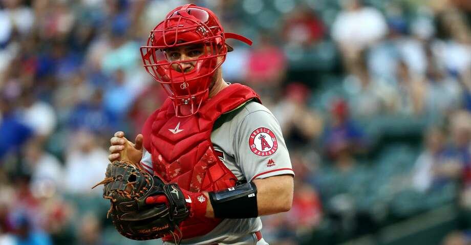 PHOTOS: Astros game-by-game Max Stassi #33 of the Los Angeles Angels at Globe Life Park in Arlington on August 19, 2019 in Arlington, Texas. (Photo by Ronald Martinez/Getty Images) Browse through the photos to see how the Astros have fared in each game this season. Photo: Ronald Martinez/Getty Images