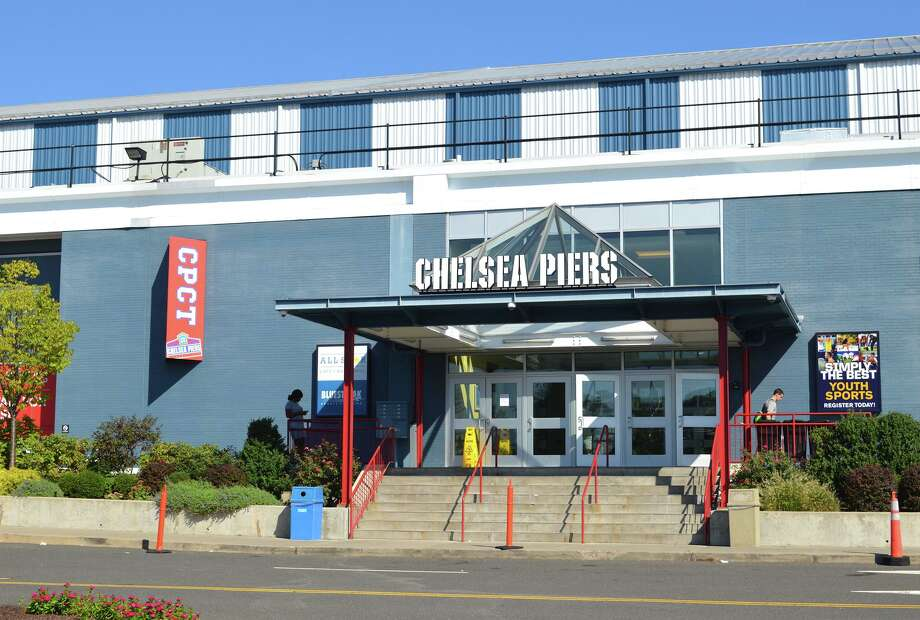 Chelsea Piers Connecticut is located at 1 Blachley Road in Stamford, Conn. NBC Sports' headquarters is located in an adjacent building. Photo: Jarret Liotta / For Hearst Connecticut Media / Stamford Advocate freelance