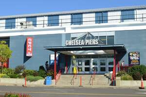 Chelsea Piers Connecticut is located at 1 Blachley Road in Stamford, Conn. NBC Sports' headquarters is located in an adjacent building.