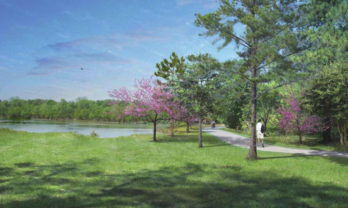 The Riverview Townhomes in Kingwood that were damaged by Hurricane Harvey will be demolished by the Harris County Flood Control District and convert into a greenspace area by the Houston Parks Board.