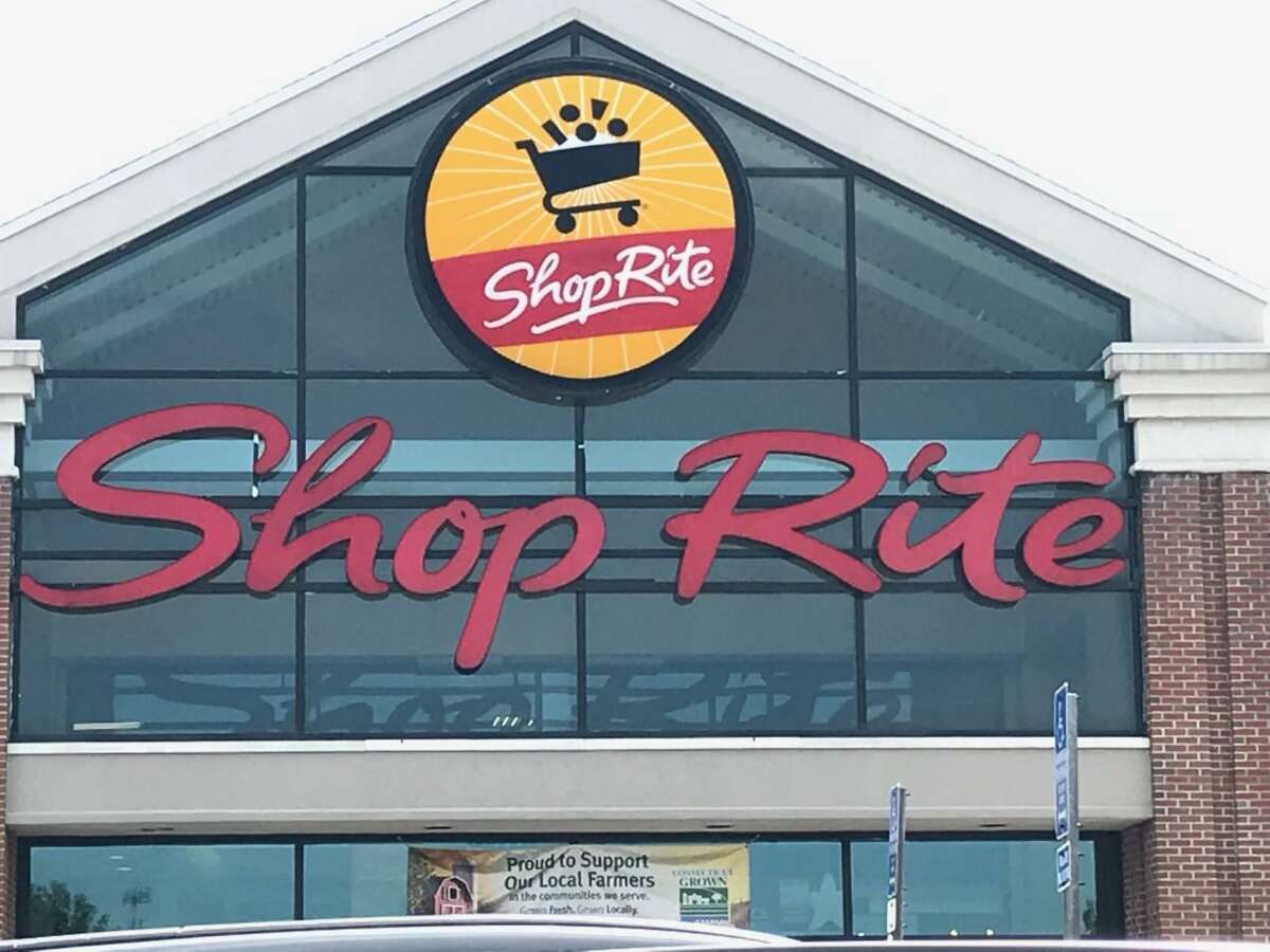 An exterior view of the Wallingford ShopRite. The grocery chain is one of a number of Connecticut retailers that are now charging customers 10 cents for every paper bag they use.