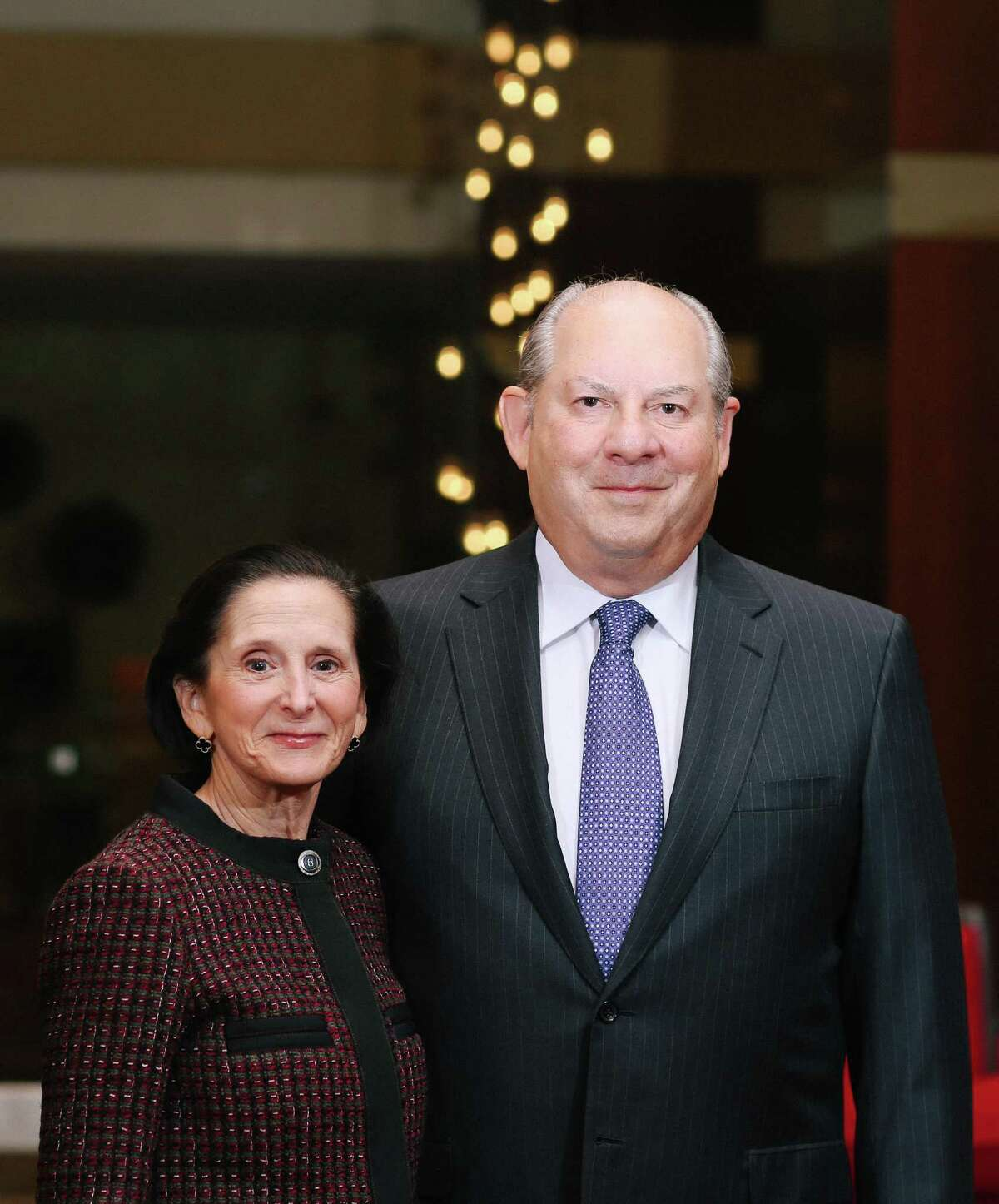 University of Houston alumni Andrea and Andy Diamond have donated $17 million to the school to create the Diamond Scholars Family program, which will help support students who experienced the foster care system.